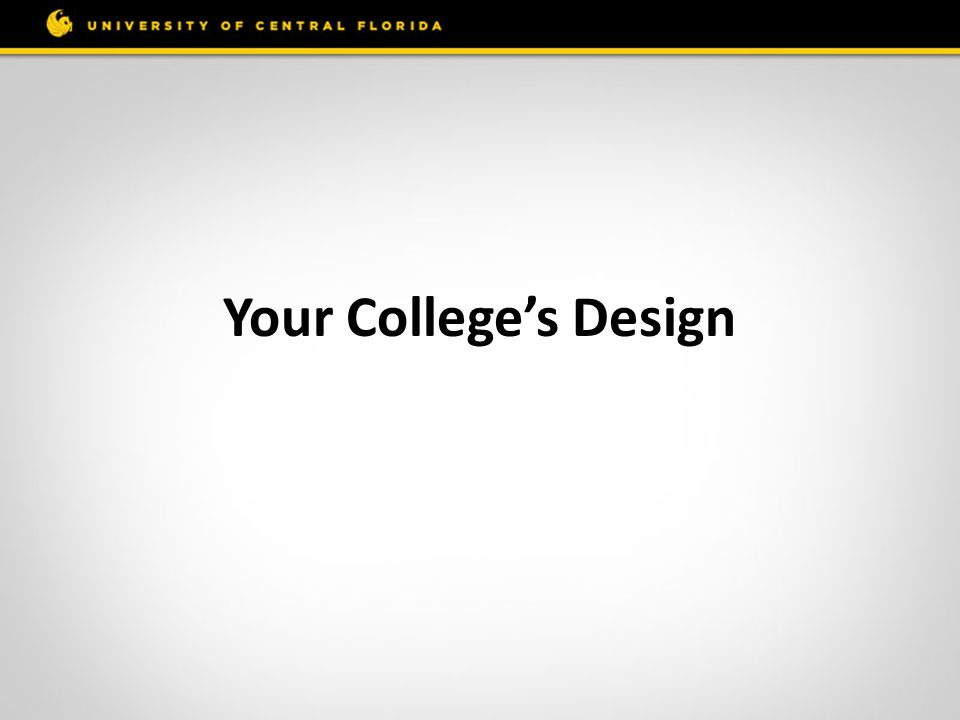 What You Need to Know About Your… College's DesignAdvising ToolsCollege ResourcesOnline ResourcesProgram Policies