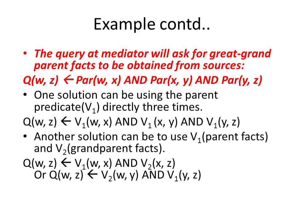 Example contd..