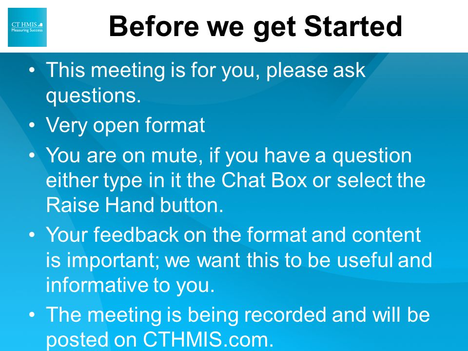 HelpDesk Voicemail update ART out of date msgs Changing providers in ART New SP consent and ROI Open Discussion Agenda