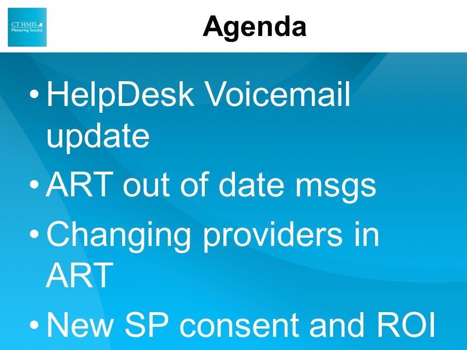 We recently learned that our Help Desk system was not accepting voicemail messages.