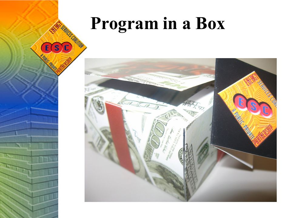 Program in a Box