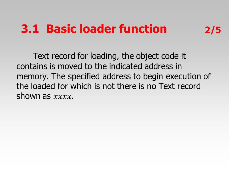 3.1Basicloaderfunction 2/52/5