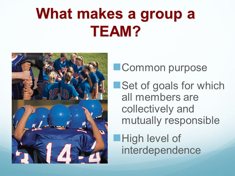 Team Performance Model as a Tool Meanin g Tasks Choices Tasks Relationships Meaning