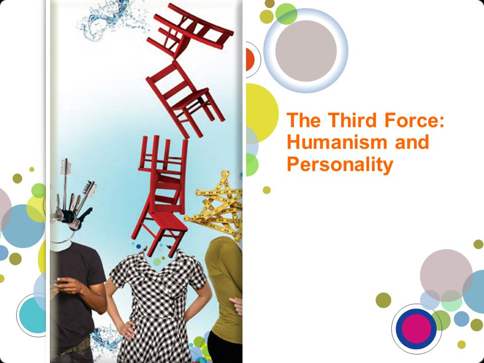The Third Force: Humanism and Personality