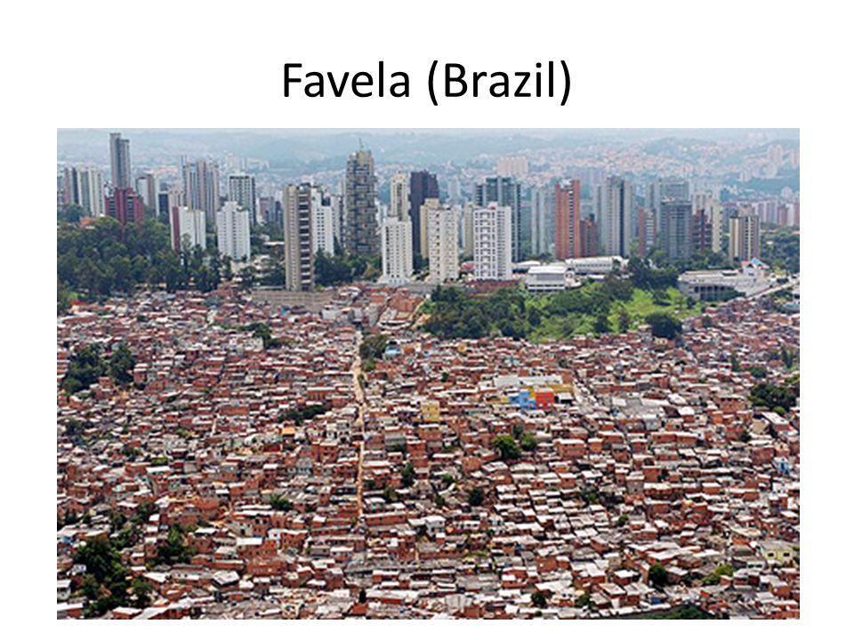 Favela (Brazil)