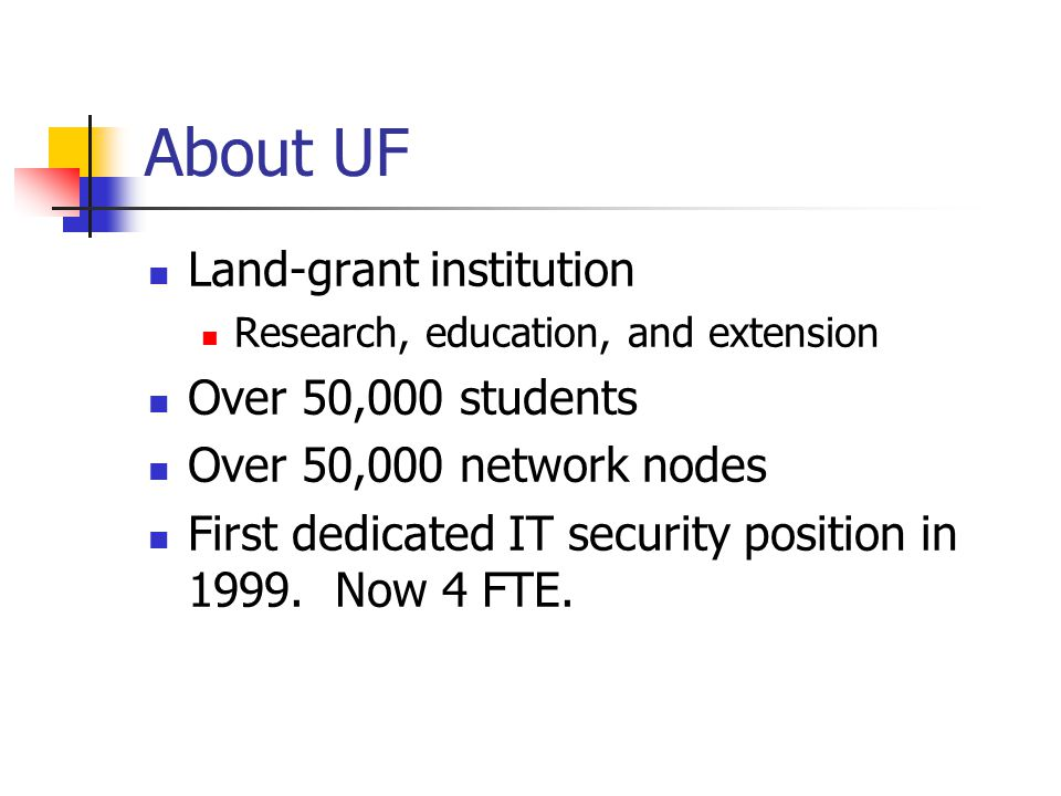 Your Institution How many are from institutions with greater than 30,000 students.