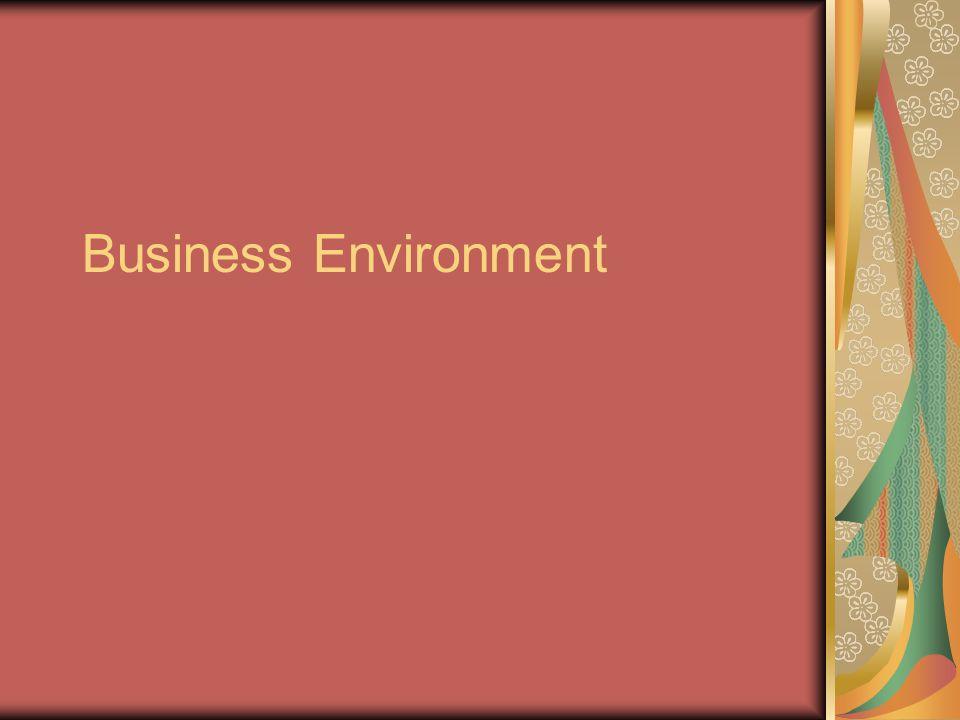 Technological Environment Innovation