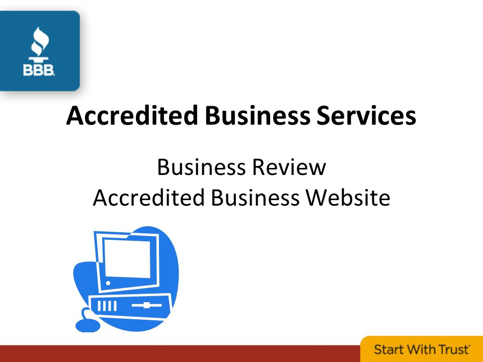 Business Review Accredited Business Website Accredited Business Services