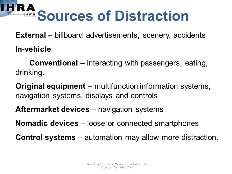 Distraction Countermeasures A.