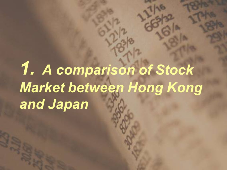 Multiple Choice 2.Which factor can affect the investors to invest in Hong Kong.