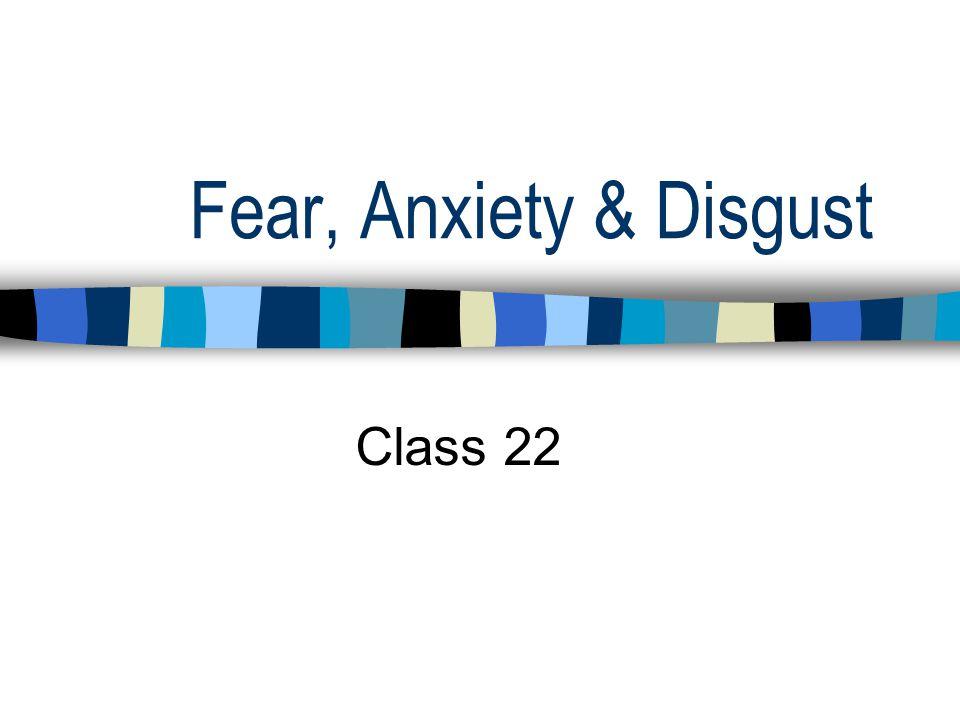 Classes of Food Rejection 1.Distaste —based on sensory factors; smell, appearance, taste 2.