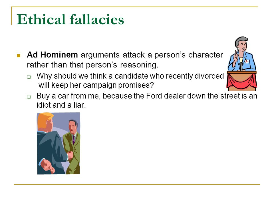 Logical fallacies Begging the Question occurs when a writer simply restates the claim in a different way; such an argument is circular.