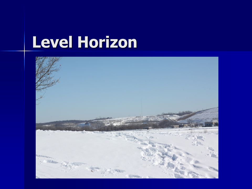 Level Horizon