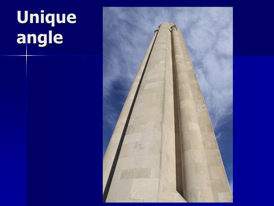 Unique angle