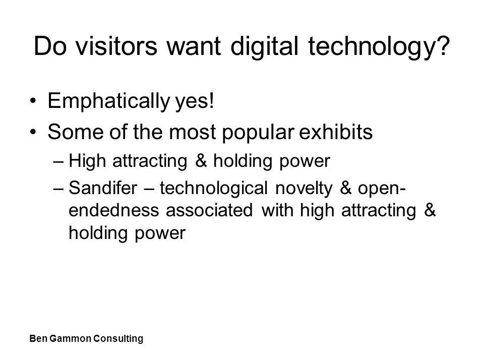 Ben Gammon Consulting Disrupts social interaction.