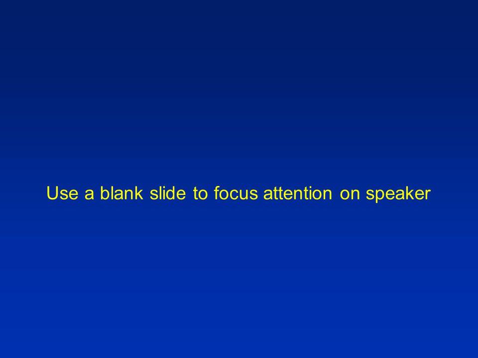 Presentation Flow Title slide Outline slide (of your talk, not your paper) Motivation Pros and Cons Detail slides (ie slides #5 and up) go here Conclusion slide Backup slides