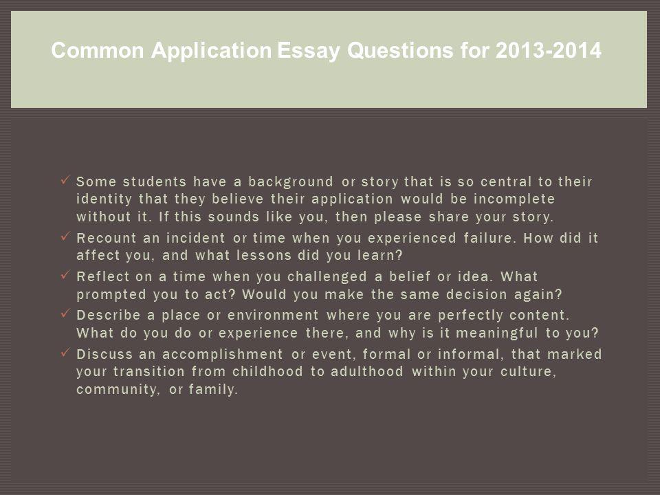  Organize Your Essay.