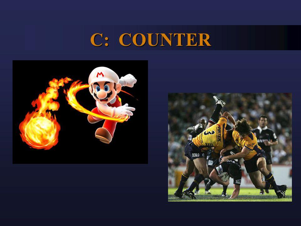 C: COUNTER