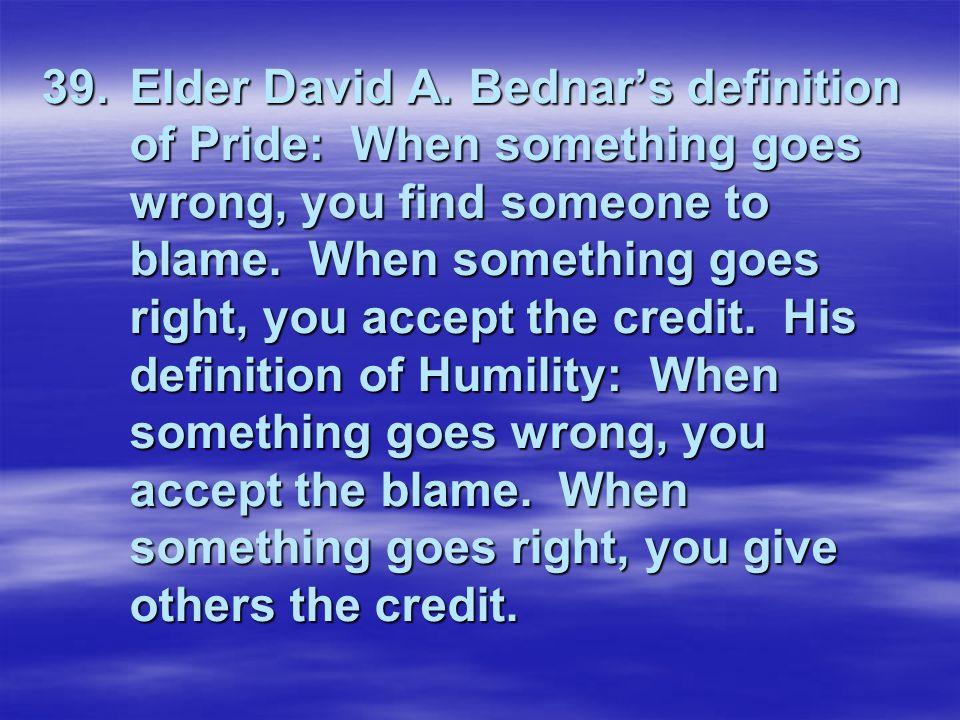 39.Elder David A.