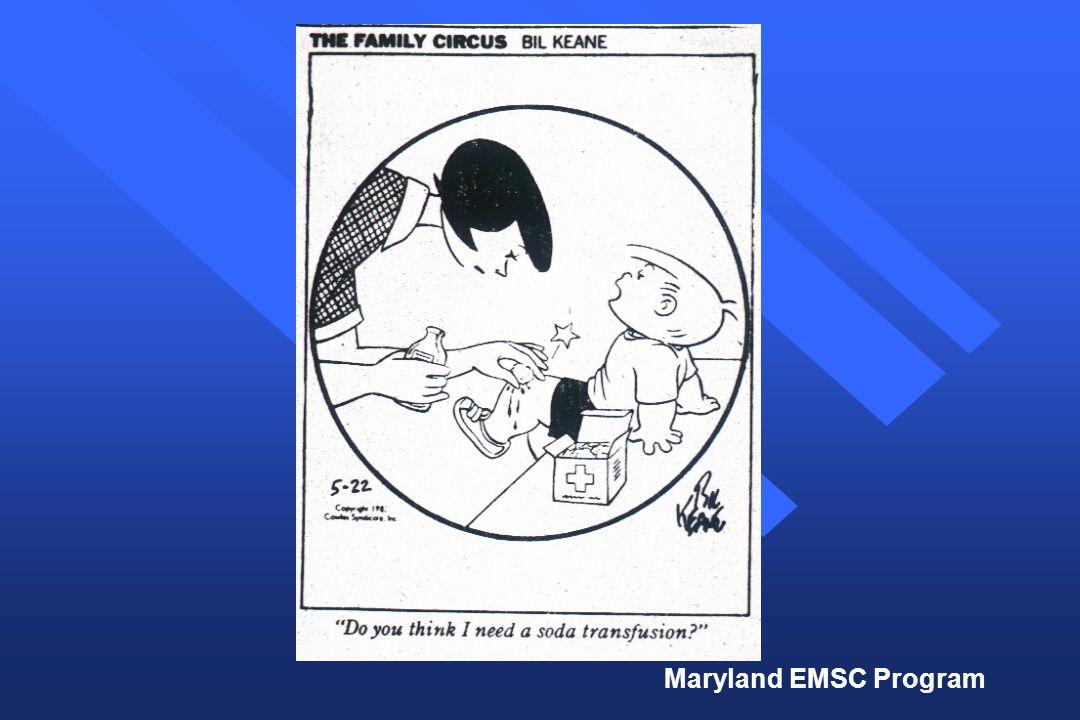Maryland EMSC Program