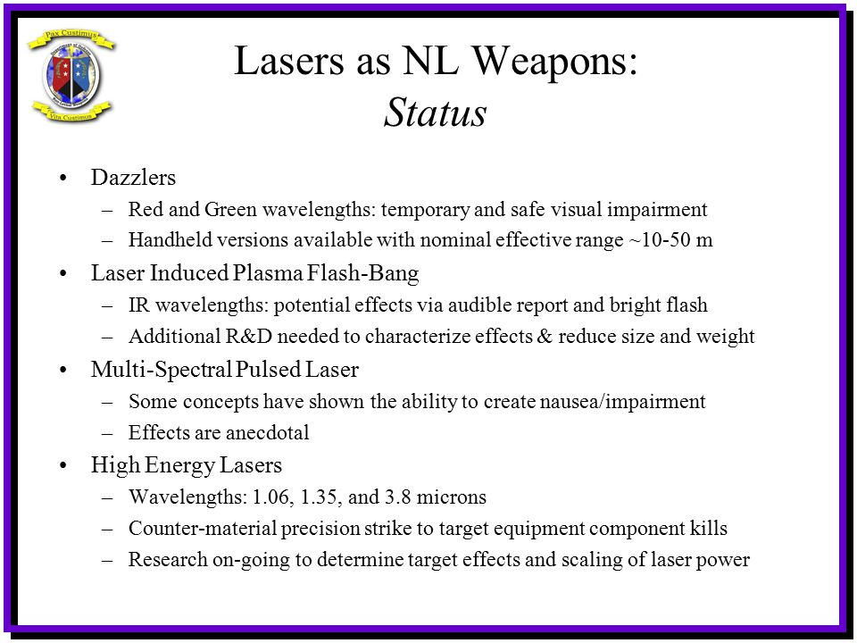 NLW Human Effects Challenge How is effectiveness measured.