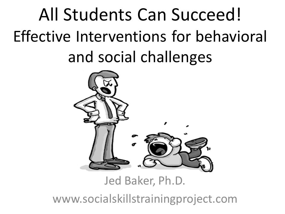 All Students Can Succeed.