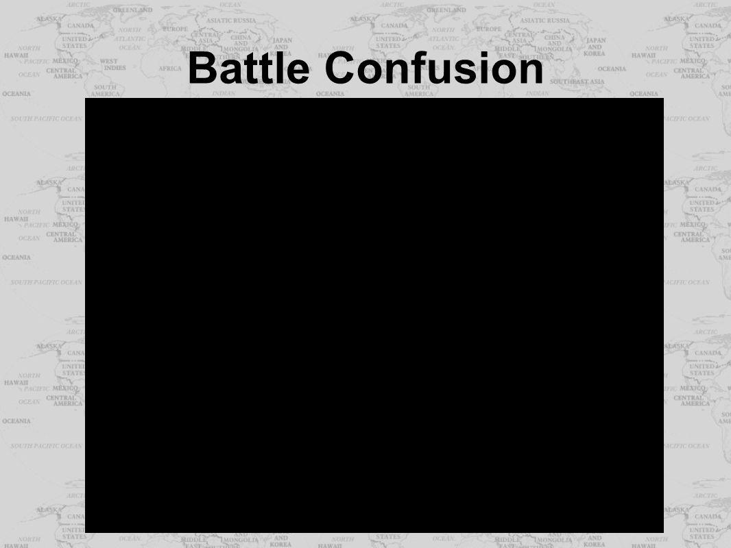 Battle Confusion