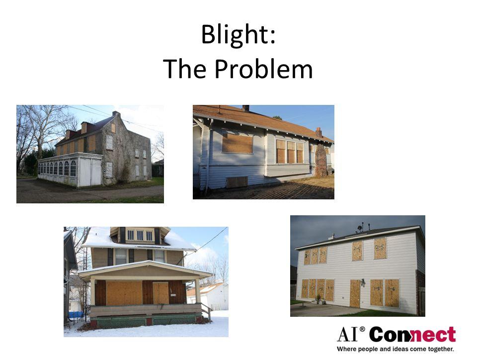 Blight: The Problem