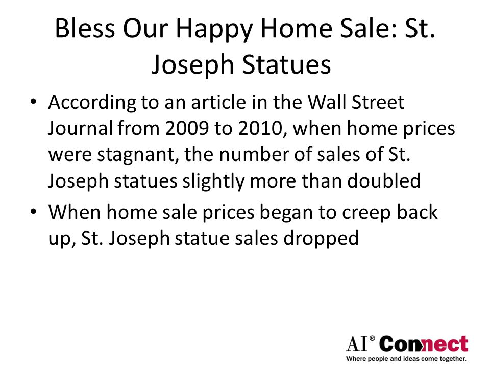 Bless Our Happy Home Sale: St.