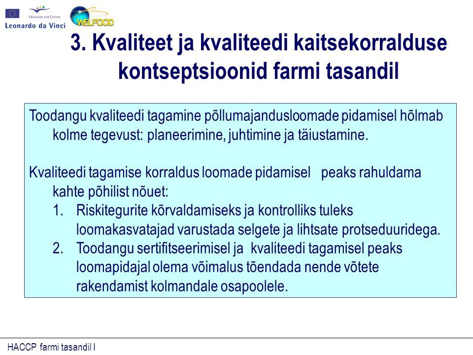 HACCP farmi tasandil I Barkema, H.W., Schukken, Y.