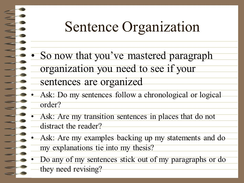 Development Now that your points are organized, you must develop them for your audience to believe and/or understand A developed essay does not have a set amount of paragraphs or a magic number of pages So how long is long enough.