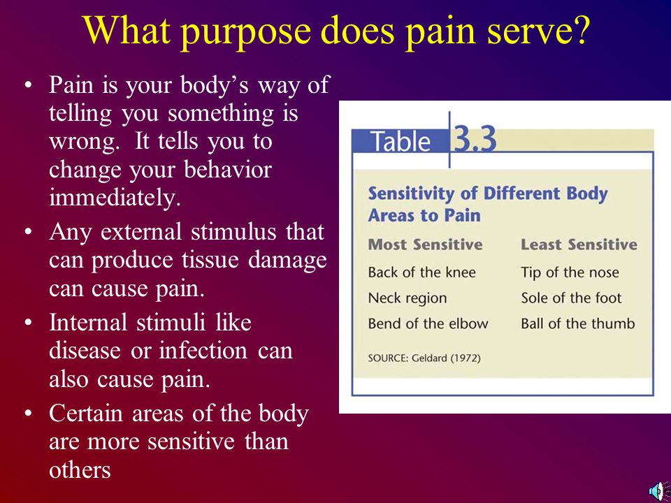 Gate-control Theory of Pain Pain messages travel on one set of nerve fibers containing pain gates.