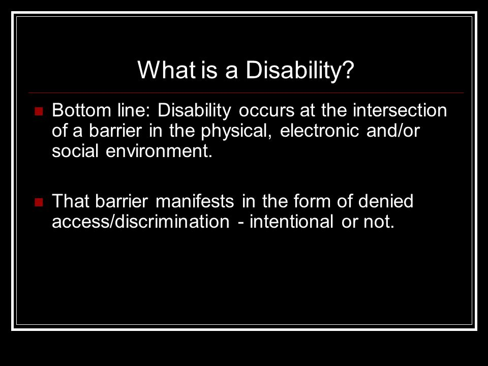 Next Week's Webinar Diversity of Disability: Shattering Myths and Rolling Forward: CSU Best Practices that are ripe for media exposure Disability-Savvy Language Examples of Good Disability Marketing Brochures and Collateral