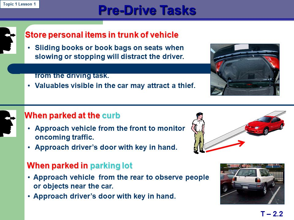  the Right-of-Way to Pedestrians   the Right-of-Way to Emergency Vehicles Right–of–Way Concepts: Special Situations Right–of–Way Concepts: Special Situations T – 1.16 Topic 3 Lesson 1 the Right-of-Way to School Buses