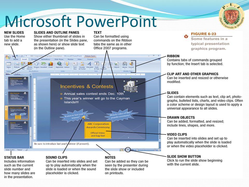 6 Microsoft PowerPoint