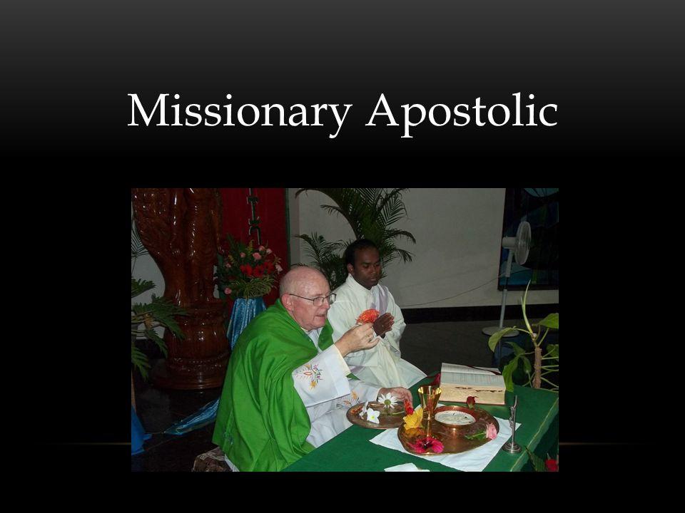 Missionary Apostolic