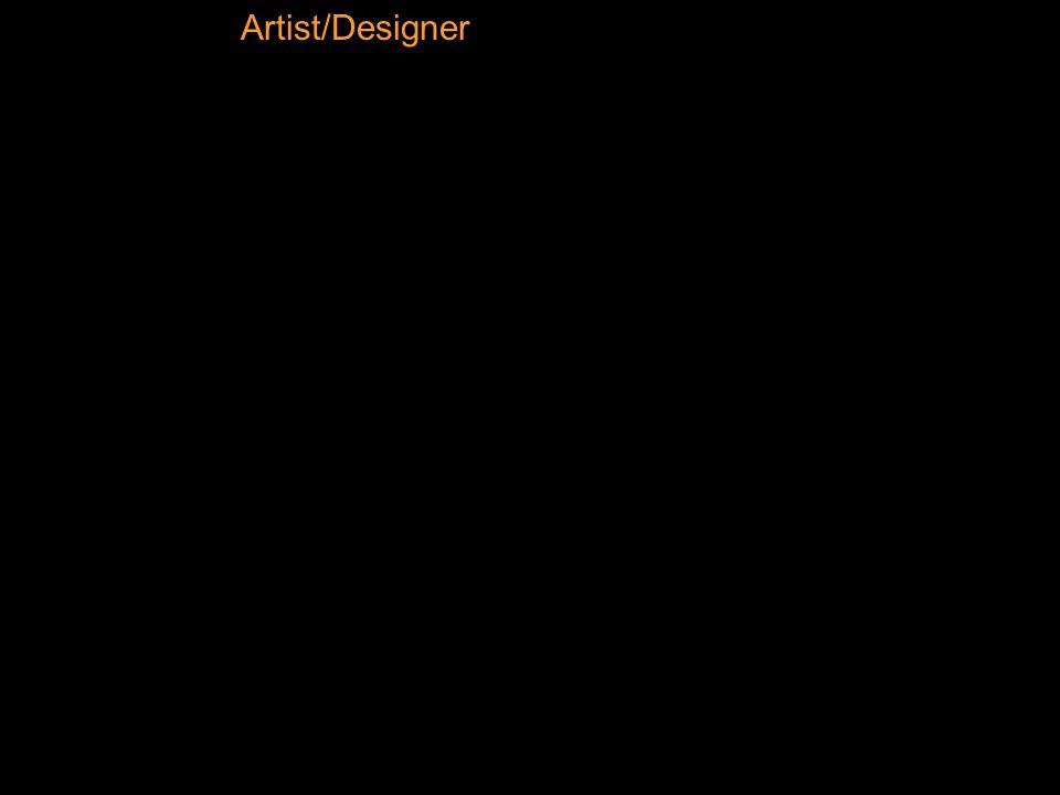 Artist/Designer