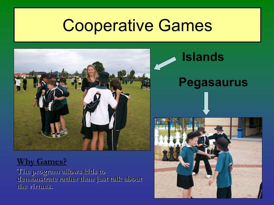 Cooperative Games Islands Pegasaurus Why Games.
