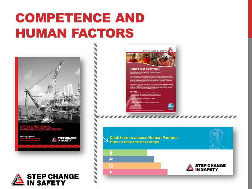 COMPETENCE AND HUMAN FACTORS
