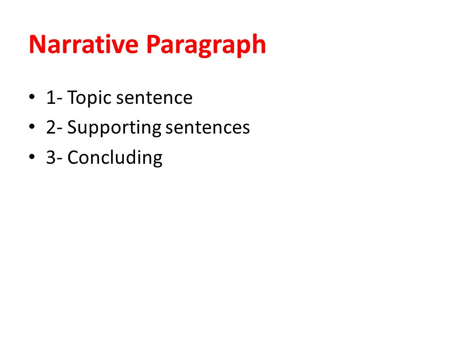 Negative statement of simple past Did not + base form of the verb.