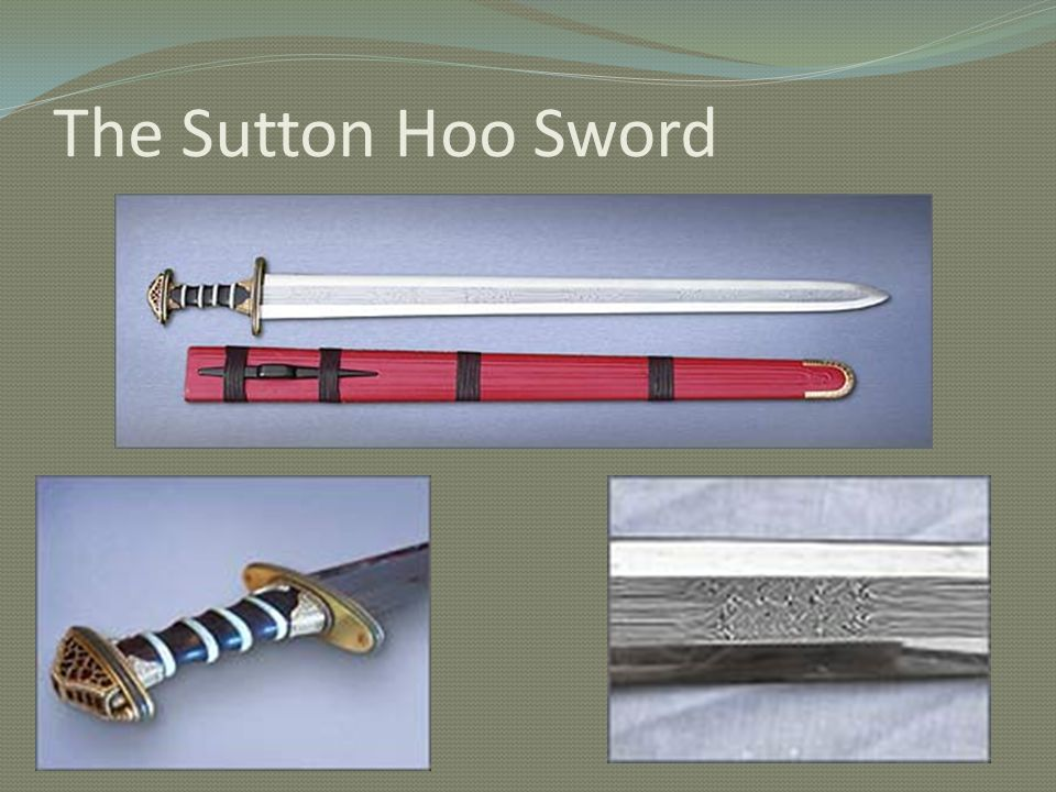 The Sutton Hoo Sword