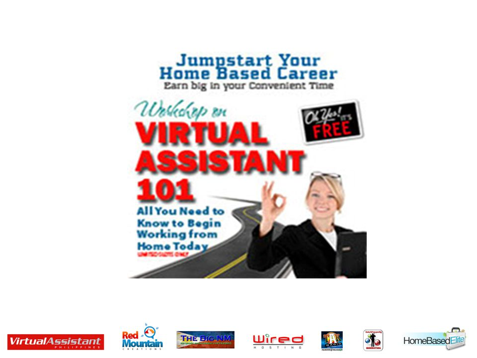 What is a virtual assistant According to Wikipedia, a virtual assistant (typically abbreviated to VA, also called a virtual office assistant) is an entrepreneur who provides professional administrative, technical, or creative (social) assistance to clients from a home office.Wikipedia