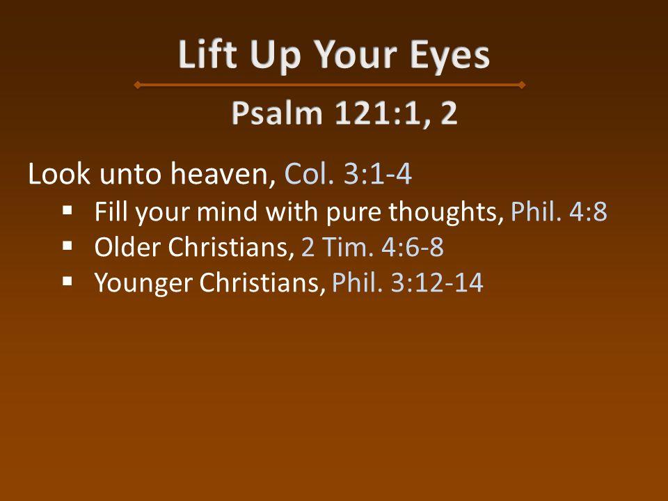 Look unto the fields, Jn.4:35  Spiritual food, Jn.
