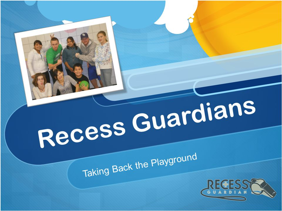 What is Recess Guardians? How to play Leadership Skills Empowerment CTV Interview CTV Interview
