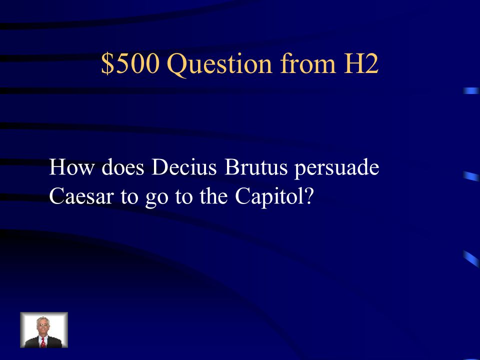 $400 Answer from H2 Serpent's Egg and someone climbing a ladder.