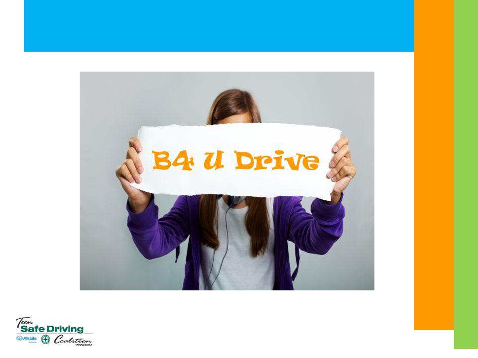 B4 U Drive