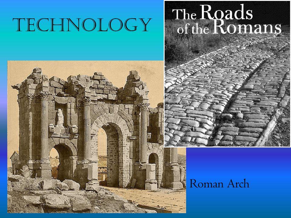 Technology Roman Arch