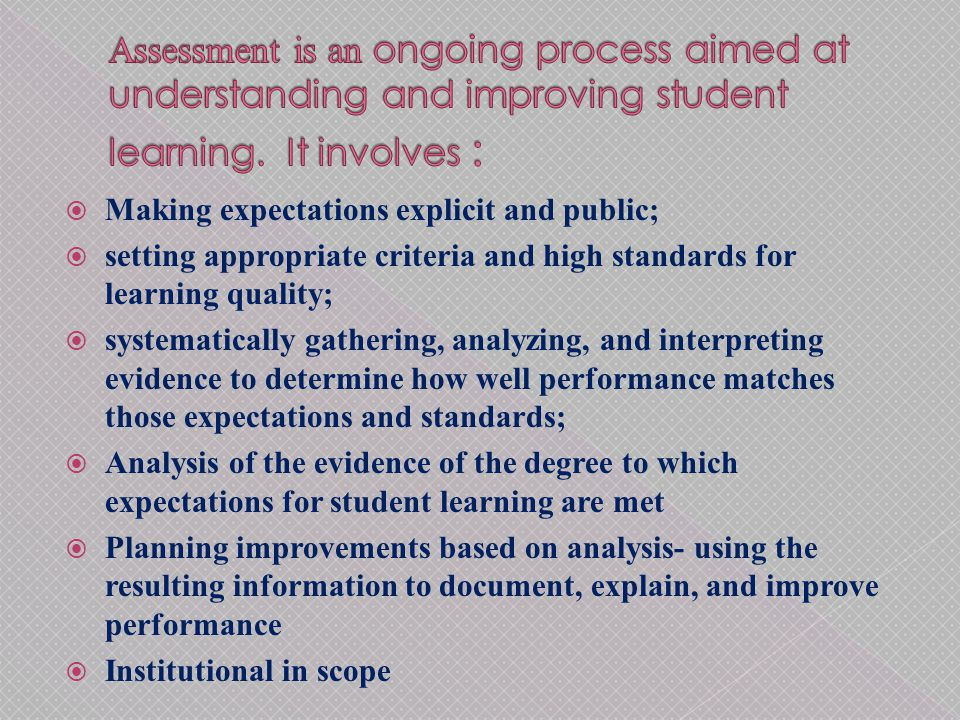  Merely data-gathering  A research project  Grading  A new form of faculty evaluation