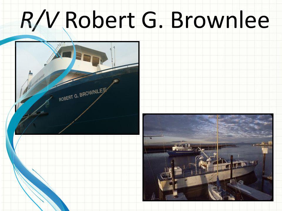 R/V Robert G. Brownlee