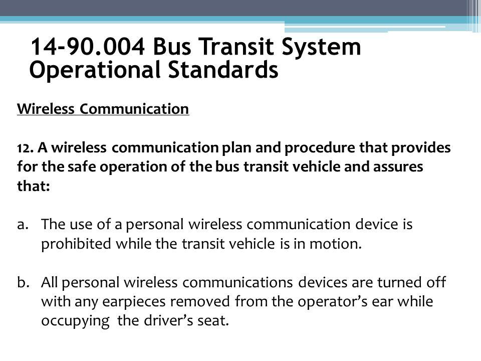 Wireless Communication 12.
